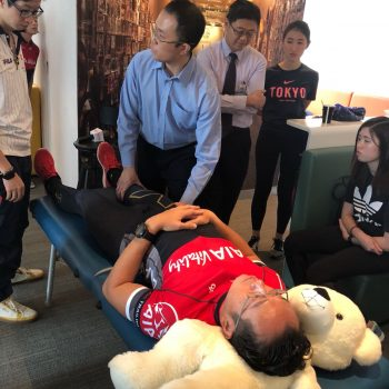 TrailWalker 毅行者狀態提升工作坊-香港脊椎及運動創傷治療中心 Hong Kong Spinal & Sports Therapy Centre